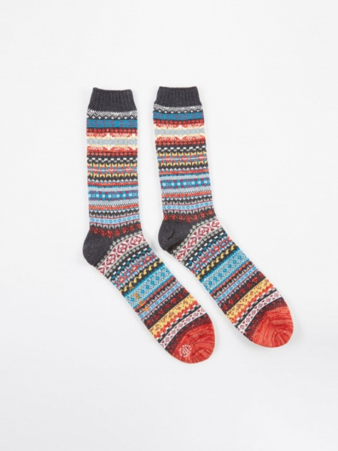 Coill Socks - Red
