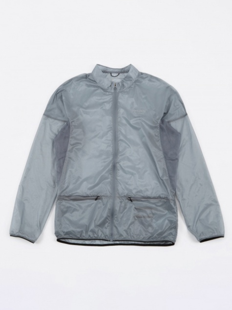 Packable Jacket - Cool Grey/Cool Grey