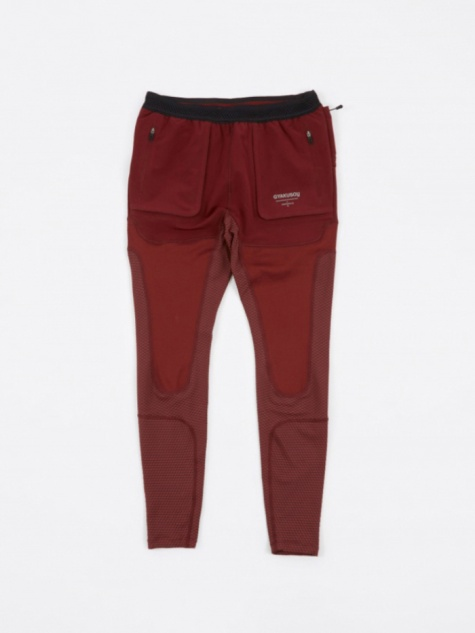Utility Tight - Dark Team Red/Black/B