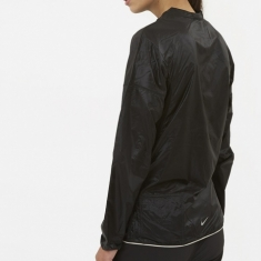 Nike x Undercover Gyakusou Packable Jacket - Black/Black/Light O