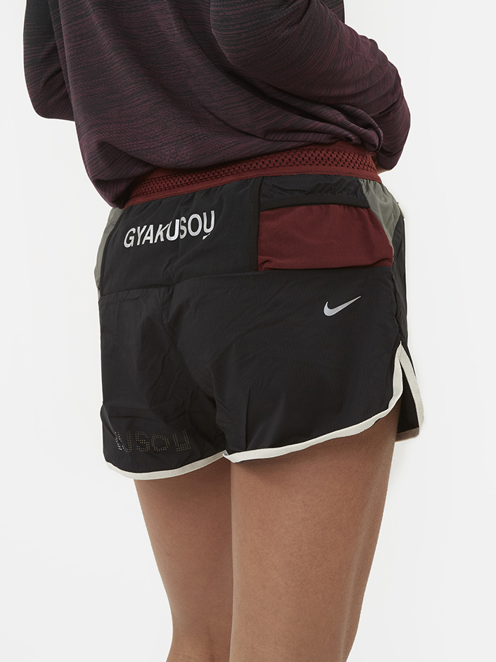 Nike x Undercover Gyakusou Short - Black/River Rock/Dark Team Re (Image 1)