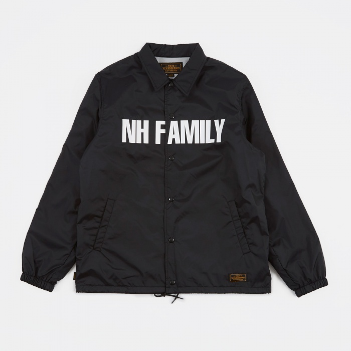 Neighborhood Brooks Jacket - Black (Image 1)