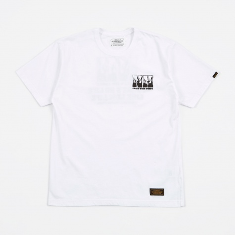 Hell T-Shirt SS - White