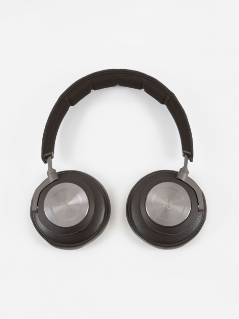 H7 Premium Wireless Over-Ear Headphones - Black
