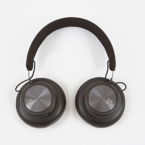 H4 Premium Wireless Over-Ear Headphones - Black