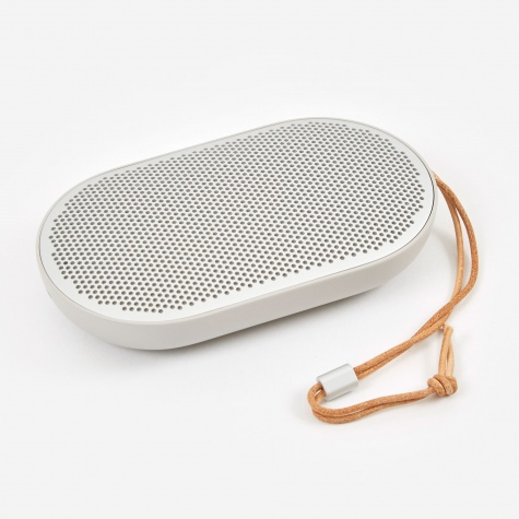 P2 Portable Bluetooth Speaker - Natural