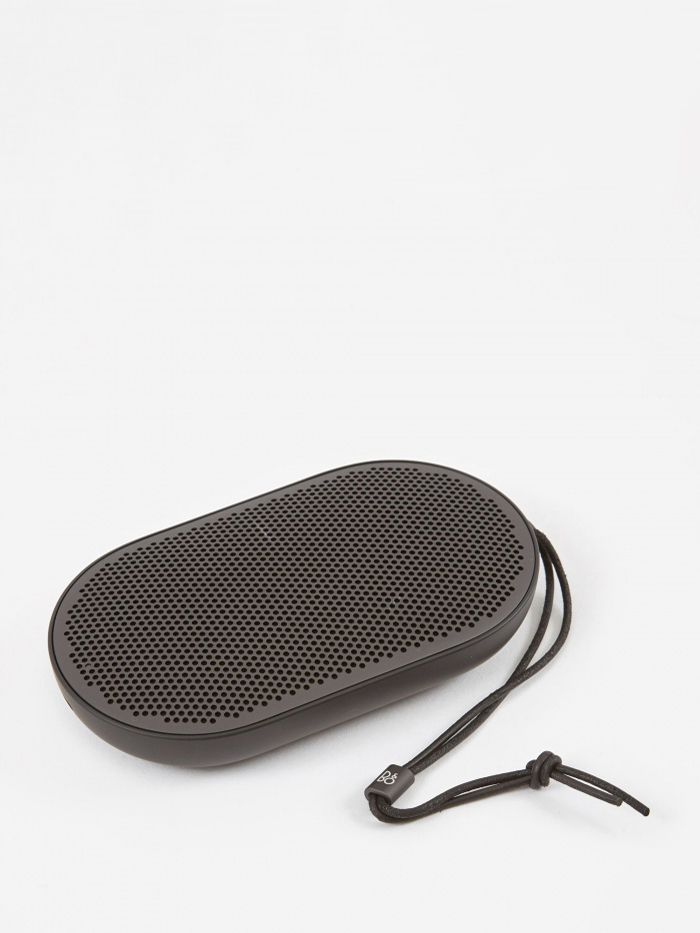 B&O PLAY P2 Portable Bluetooth Speaker - Black (Image 1)