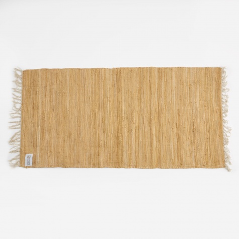 Rug 'Chindi' 70x140cm - Golden Fleece