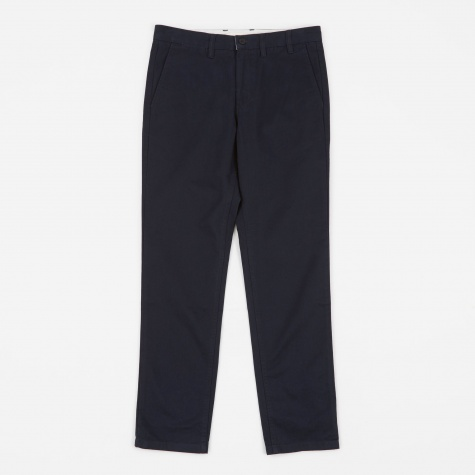 Aros Brushed Twill Pant - Carbon