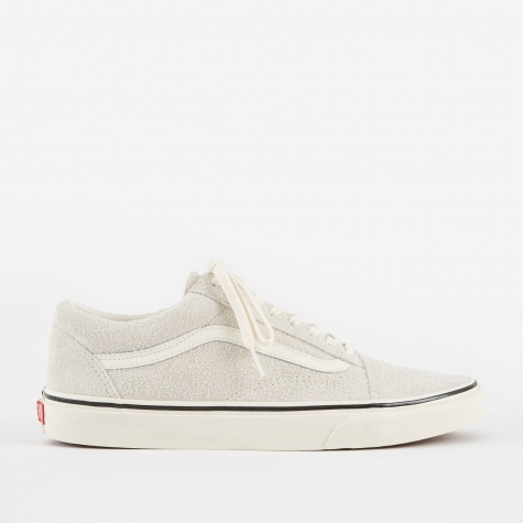 Old Skool Fuzzy Suede - Birch