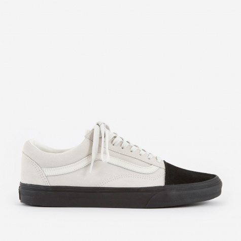 Old Skool Native Suede - White/Black