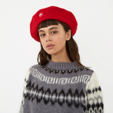 Beret - Red