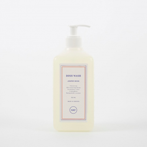Dish Wash Washing Up Liquid - Juniper Wood