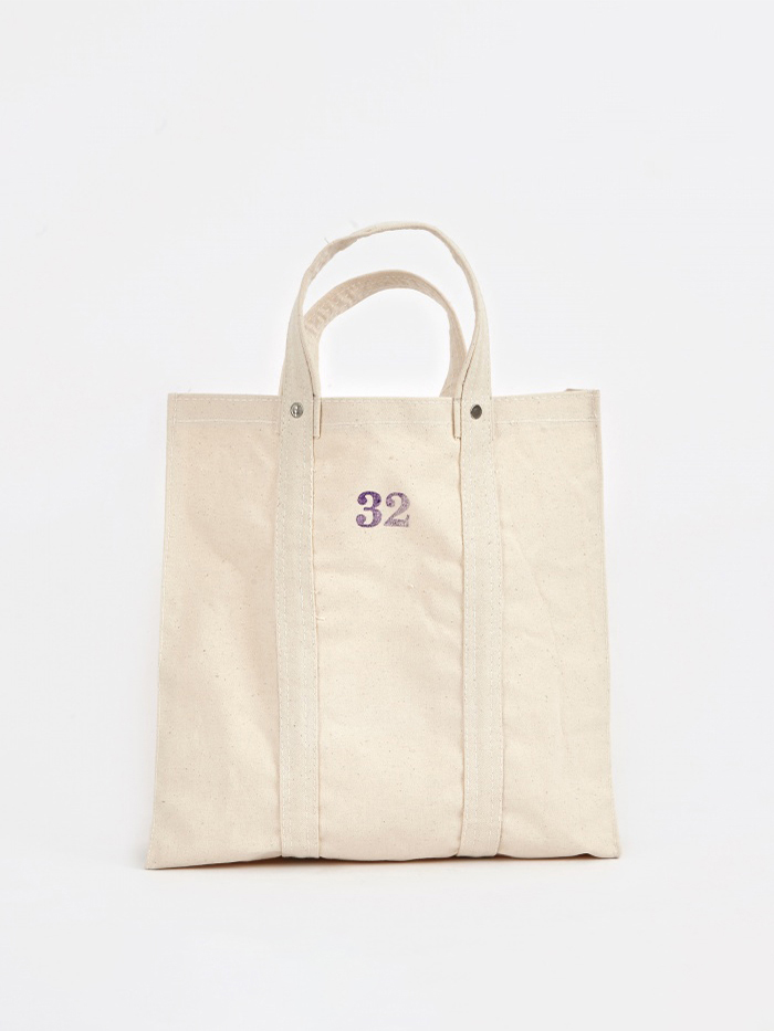 Puebco Labour Canvas Tote Bag - Small (Image 1)