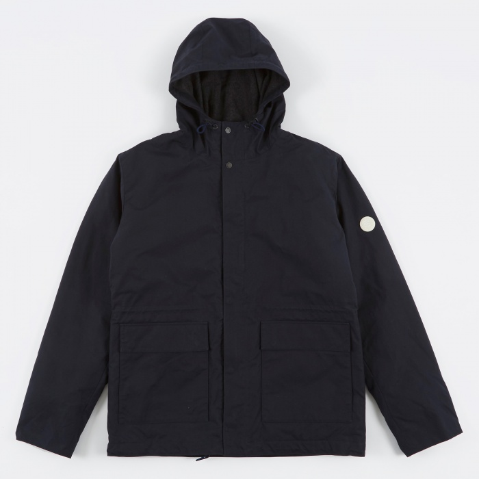 Norse Projects Nunk Classic Jacket - Navy (Image 1)