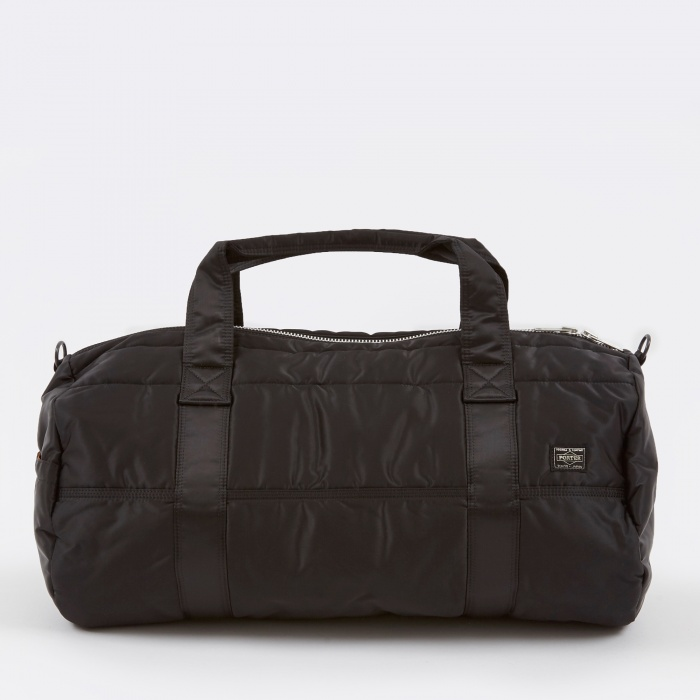 Porter - Yoshida & Co. Porter Yoshida & Co. Tanker 2Way Boston Bag (M) - Black (Image 1)