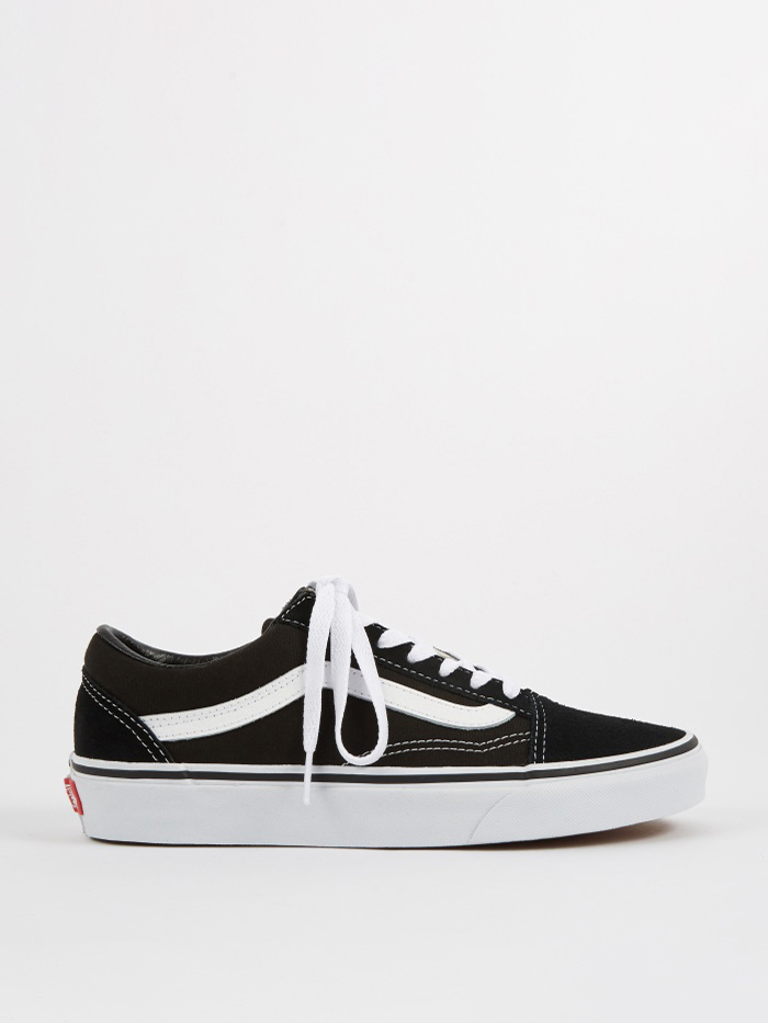 Vans Old Skool - Black (Image 1)