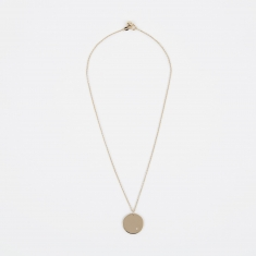 Trine Tuxen Apr Birthstone Necklace - 14K Gold Plated