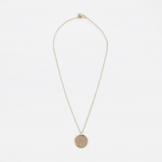 Trine Tuxen June Birthstone Necklace - 14K Gold Plated