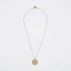 Trine Tuxen Sept Birthstone Necklace - 14K Gold Plated