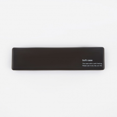 Soft Pen Case - Black