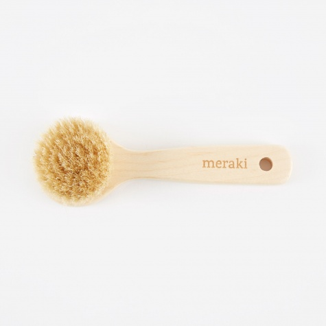 Face Brush - Maple Wood