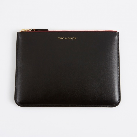 Comme des Garcons Wallet Teeth & Tongue (SA5100TT) - Black/Multi