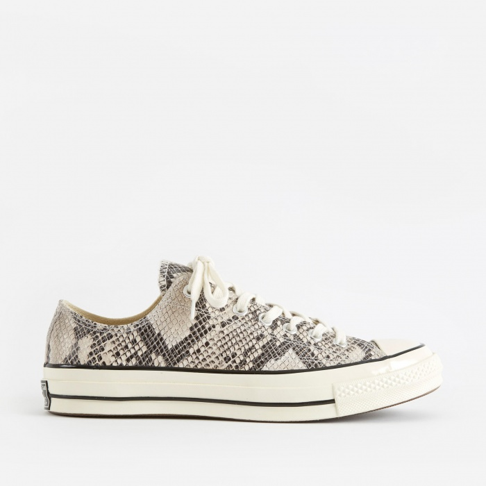 Converse 1970s Chuck Taylor All Star Ox Snake - Blake/Grey/Egret (Image 1)