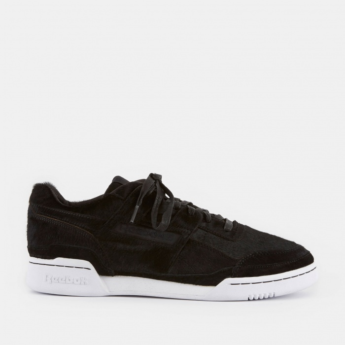 Reebok x Head Porter Workout Lo Plus HP - Black/White (Image 1)
