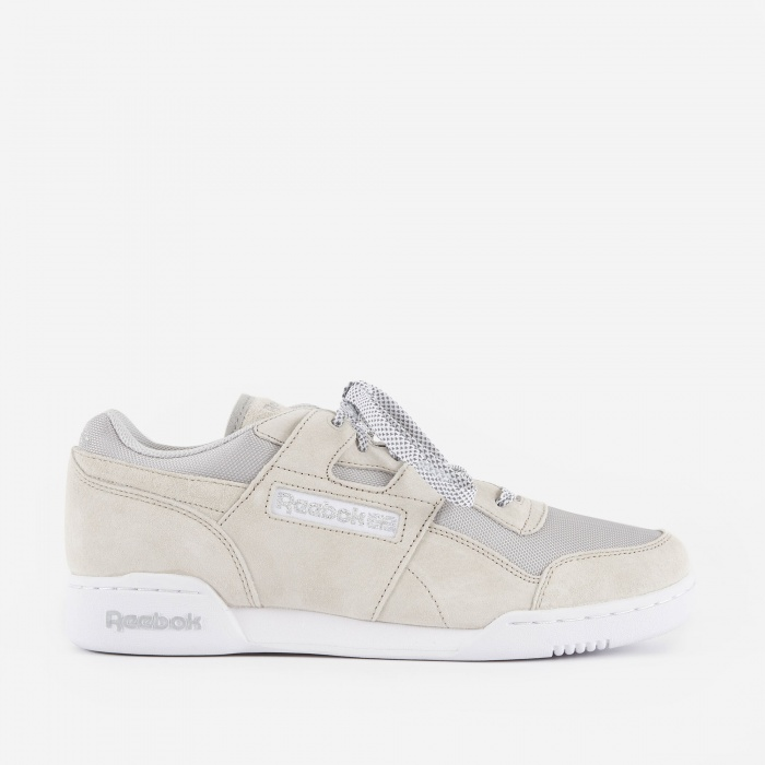 Reebok x Journal Standard Workout Plus JS - Steel (Image 1)