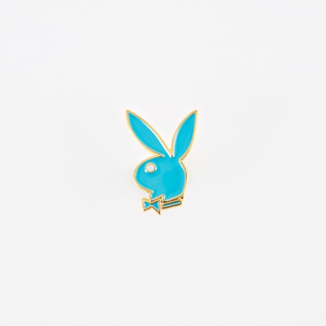 x Playboy Pin - Turquoise
