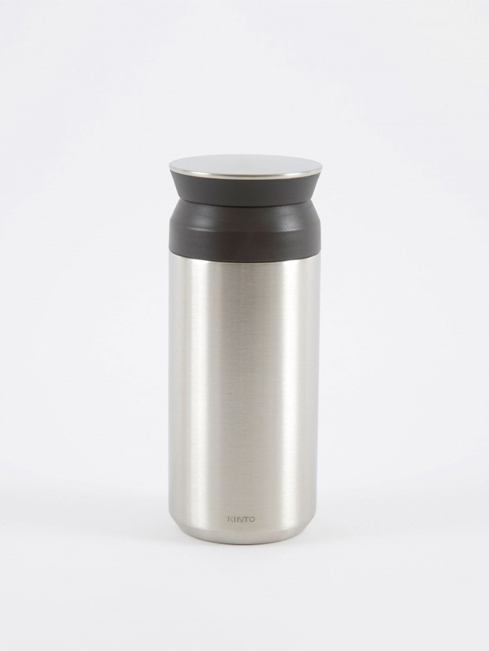 Kinto Travel Tumbler 350ml - Stainless Steel (Image 1)