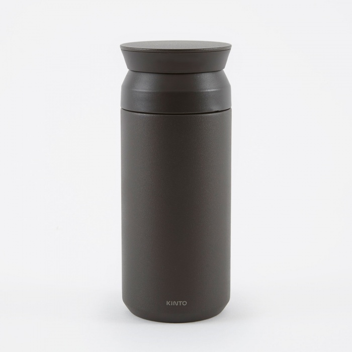 Kinto Travel Tumbler 350ml - Black (Image 1)