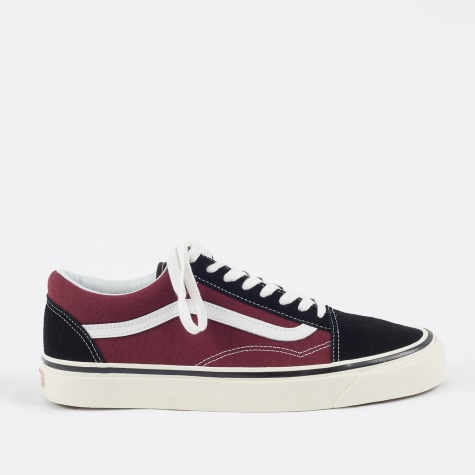 Old Skool 36 DX - Black/OG Burgundy