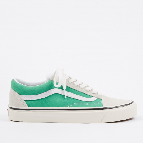 Old Skool 36 DX - White/OG Jade