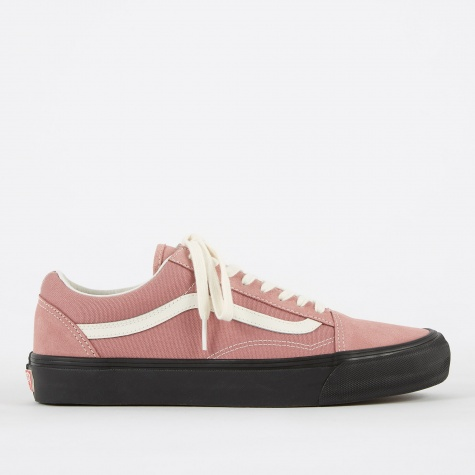 Vault OG Old Skool LX - Suede/Canvas - Ash Rose/Black