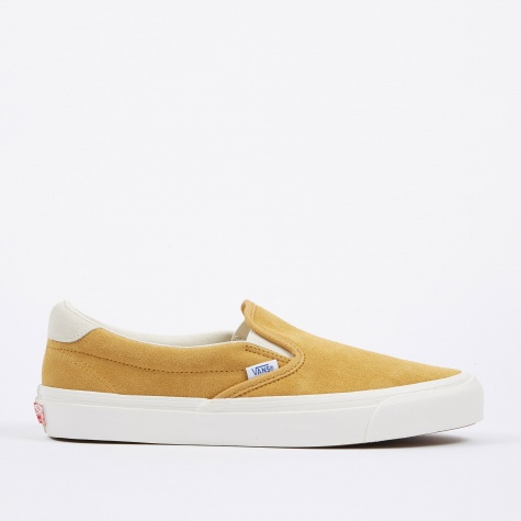 Vault OG Slip-On 59 LX - Suede - Honey Mustard/Marshmallow
