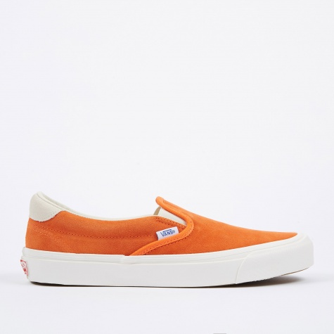 Vault OG Slip-On 59 LX - Suede - Red Orange/Marshmallow