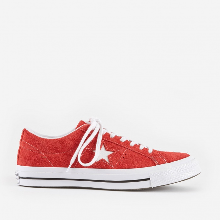 Converse One Star - Ox - Red/White/White (Image 1)