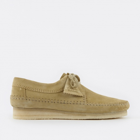 Clarks Weaver - Maple Suede