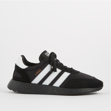 Iniki I-5923 Runner - Core Black/White/Copper Met