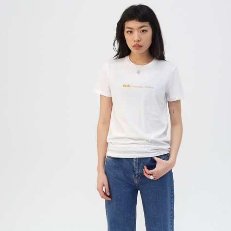 Eden T-Shirt - Bright White