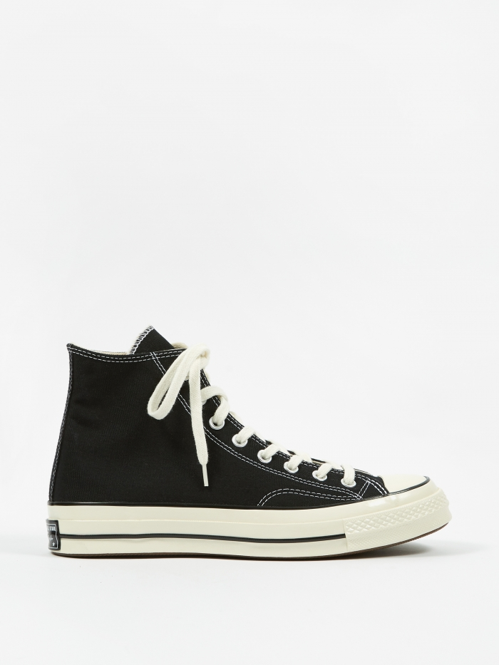 Converse Chuck Taylor All Star 70 Hi - Black (Image 1)