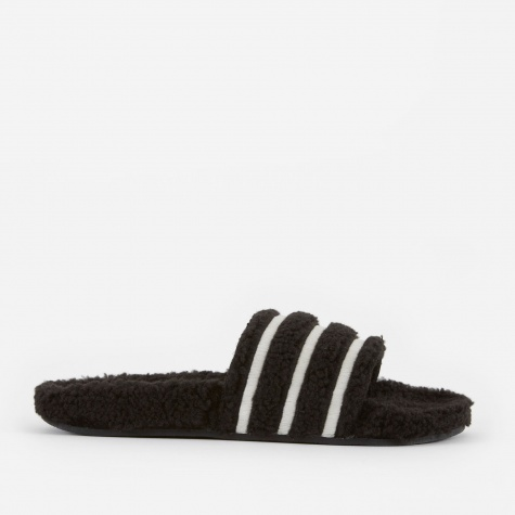 Adilette - Black/Chalk White/Black