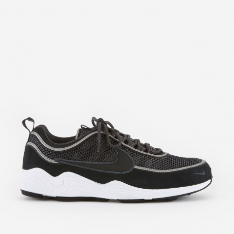 Air Zoom Spiridon 16 SE Shoe - Black/Black-Anthracite-White