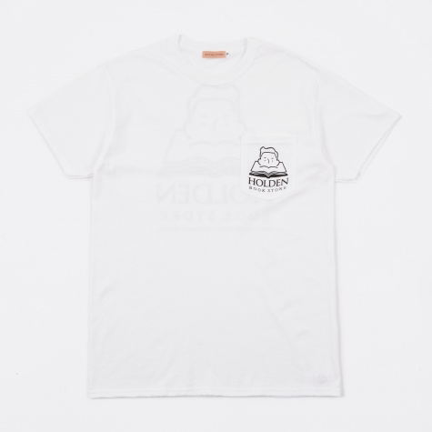 Holden Book Store T-Shirt - White