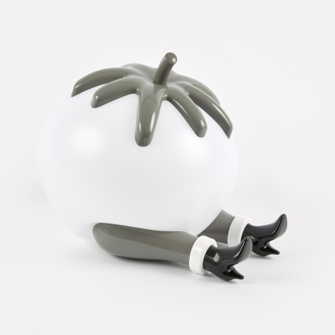 x Case Studyo 'Give Up' Tomato Lamp - Monochrome