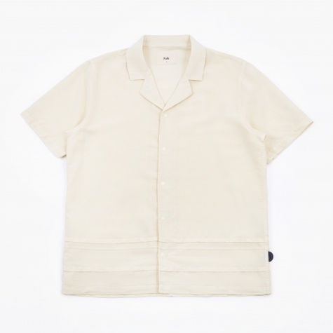 Horizon S/S Shirt - Soft Yellow
