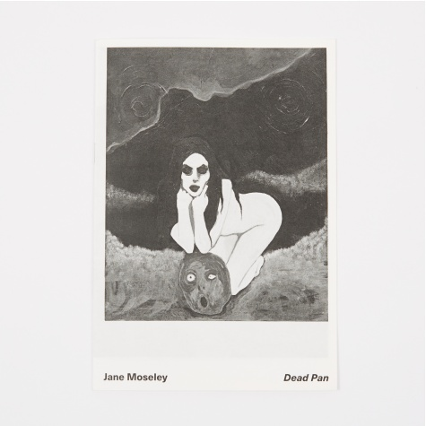Dead Pan - Jane Moseley
