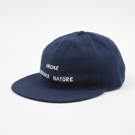 Smoke Mother Nature Cap - Navy